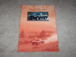 1990 Mazda Truck Sales Brochure 18 Pages B2200  B2600 - $10.99
