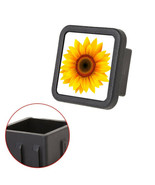 "SUNFLOWER 2"" TRAILER HITCH TOW COVER PLUG - $16.64"