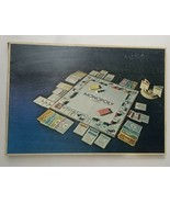Monopoly Anniversary Edition Board Game 1974 Parker Brothers  - $37.39