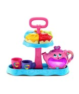 LeapFrog Musical Rainbow Tea Party Play Set Core Learning Skills- New - $21.77