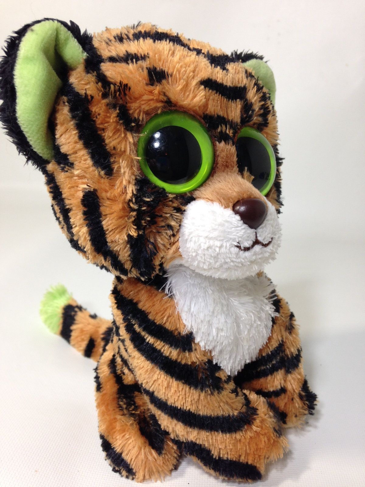 49297c86e06 Ty Beanie Boo Stripes Tiger Cat 6