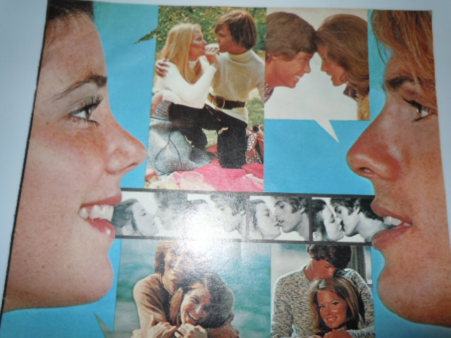 Vintage Yardley Slicker Lip Polish Print Magazine Advertisement 1971