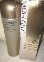 New Shiseido Benefiance WrinkleResist24 Balancing Softener 5 oz .NEW - $45.12