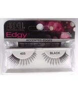 Ardell Strip Lashes Edgy 405 Black Accented Edges Eyelashes - $6.98