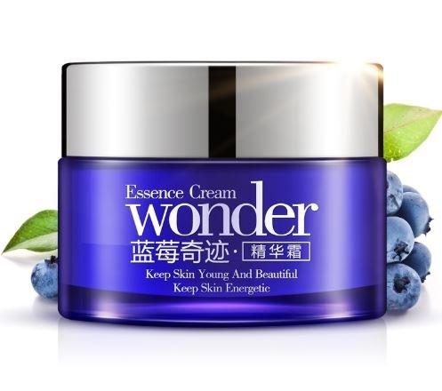Wonder natural blueberry essence skin cream