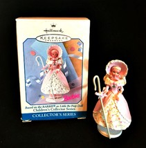 Hallmark Ornament  Barbie Little Bo Peep Doll Childrens Collector Series 2 - $13.85