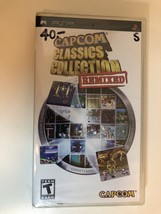 Capcom Classics Collection: Remixed (Sony PSP, 2006) Brand New Factory Sealed - $41.22