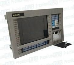 USED XYCOM 9485 OPERATOR INTERFACE PANEL OPTIONS 4664-SSW BIOS CHIP REV. 2.1
