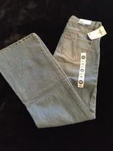 Oshkosh Bgosh Girls Jeans 100% Cotton Bootcut Kids Size 10 Slim New! - $19.79
