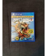 Just Cause 3 -- (Sony PlayStation 4, 2015) -- Action Adventure Game - $9.79