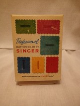 Sewing Notions Professional Buttonholer by Singer Zig Zag Machine Vintage - $27.70