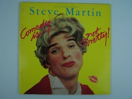 Steve Martin – Comedy Is Not Pretty Vinyl LP Record Album HS 3392 - £7.06 GBP