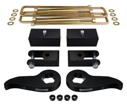 "3"" + 2"" Lift Leveling Kit For 11-19 Chevrolet Silverado 3500 HD 4X4 - $271.95"
