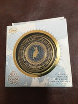 Disney Alice through the looking glass Compact Mirror NIB Limited Edition - $39.59