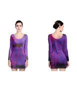 alice of chain LONG SLEEVE BODYCON DRESS - $25.99+