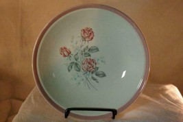 "Cunningham & Pickett Dixie Rose Soup Bowl 8"" - $3.46"