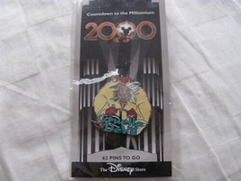 Disney Trading Pins 696 DS - Countdown to the Millennium Series #63 (Cruella - $9.49
