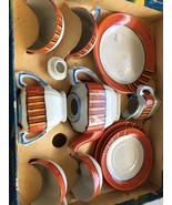 Antique Little Hostess Tea Set Porcelain Japan 14 Grandmas Estate Pieces... - $34.65