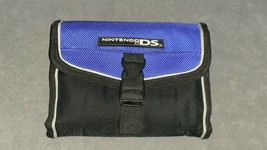 Nintendo DS: Wallet Shaped Blue System Carrying Case - $8.00