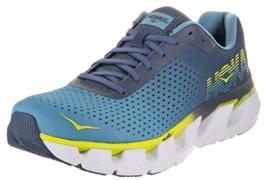 Hoka One One Elevon Sz 8.5 M (D) 42 Homme Chaussures Course Niagara Bleu 1019267