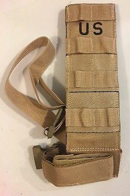 US surplus molle leg holster extender desert and 50 similar