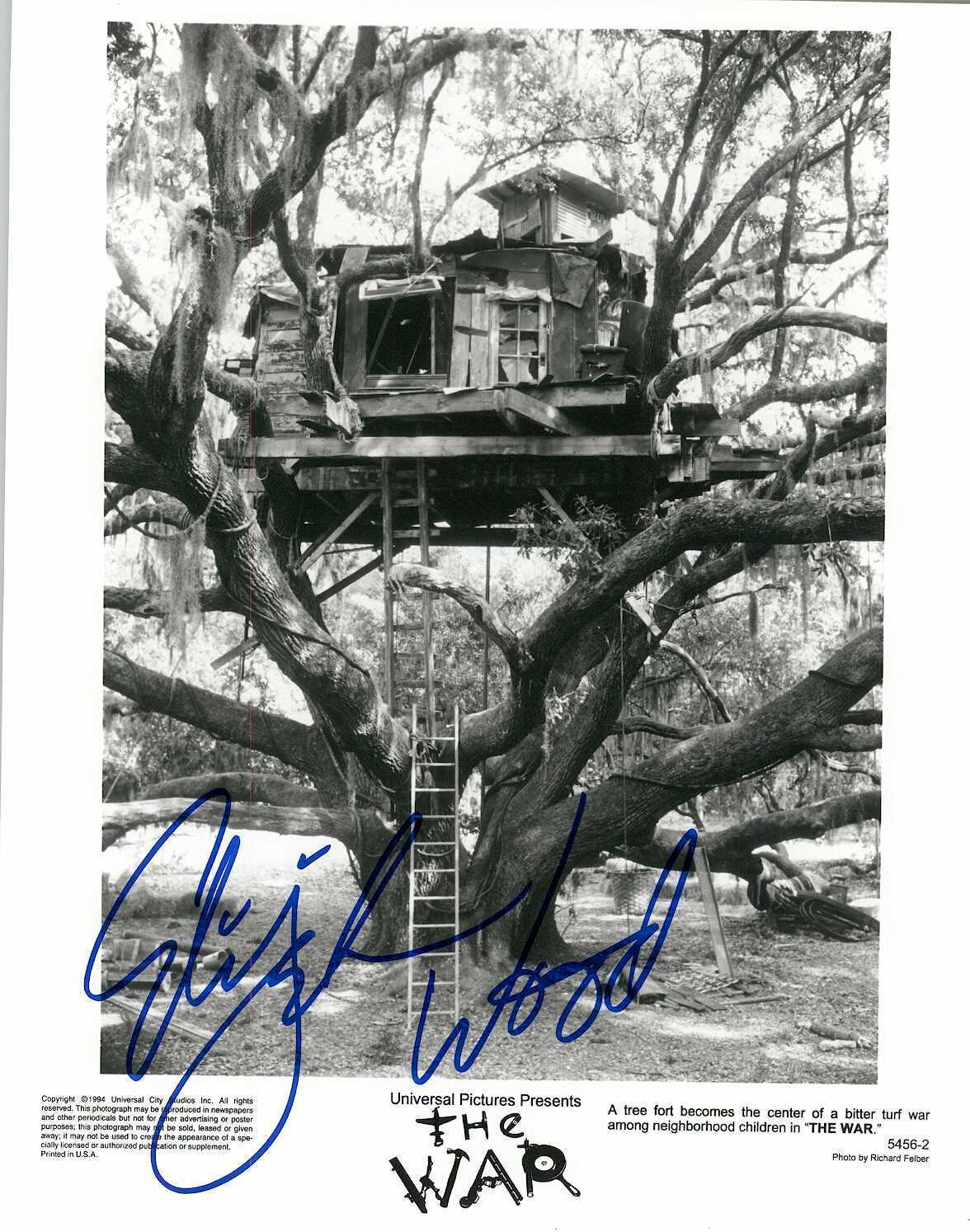 "Primary image for Elijah Wood Signed Autographed ""The War"" Glossy 8x10 Photo"