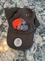 Cleveland Browns NFL Team Apparel Adjustable Hat  - $11.88