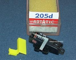 PHONOGRAPH CARTRIDGE NEEDLE STYLUS ASTATIC 205d replaces EV 5559 EV 5559D image 1