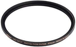 Nikon Lens Filter Genuine ARCREST PROTECTION FILTER AR-PF67 lens protect... - $104.93