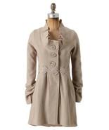 Anthropologie Alice in Autumn Sweater Coat Sz S - NWOT - $139.99