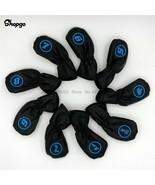 [2 Colors] SHOPGO PUPPY Golf Headcovers Golf Irons Covers Soft PU Iron C... - $14.35+