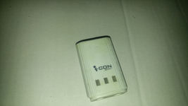 iCon El-17925 rechargeable battery pack for xbox 360 - $3.45