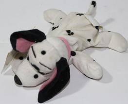 "The Disney Store MINI 8"" BEAN BAG JEWEL From 101 DALMATIANS Plush Toy NEW - $8.90"