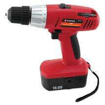 Great Neck Great Neck 18 Volt 2 Speed Cordless Drill, 3/8' Keyless Chuck - $67.00