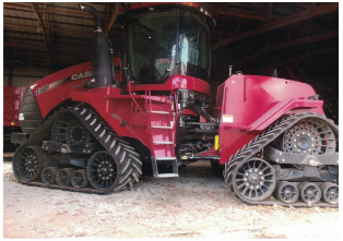 2013 Case IH Quad Trac 450 For Sale in Francesville, Indiana 47946