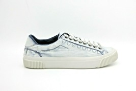 DIESEL S-Mustave LC W Womens Casual Sneakers Indigo Size US 7 - $74.09