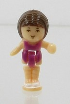 1994 Polly Pocket Vintage Doll Light-up Hotel - Eve Bluebird Toys - $7.50
