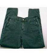Soft Surrroundings Women's Jeans Size 14 Dark Wash Stretch Waistband Denim - $29.20