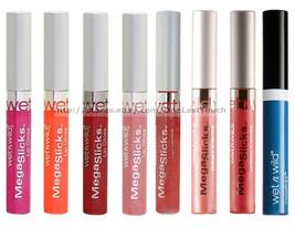 Wet N Wild* (1) Lip Gloss Mega Slicks Liquid Shine Gloss Megaslicks *You Choose* - $6.99+