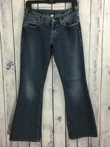 Silver Womens Denim Jeans Size 29 J403 Bootcut Distressed  - $28.99