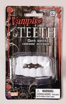 Plastic Vampire Dracula Teeth Fangs Dark World Halloween Costume Accessory - $5.79