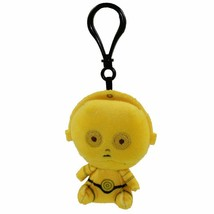 Star Wars Classic C3PO Mystery Mini Plush Keychain Backpack Clip - $4.98