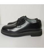 Rocky Men's Size 10W Men's Non-Gloss Polishable Black Leather Oxfords FQ... - $13.99