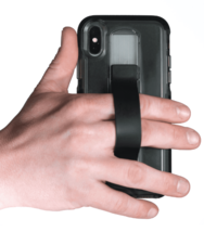 BodyGuardz Apple iPhone XS Max SlideVue Case - Smoke Black NEW image 4