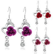 Fashion Earrings Pearl Jewelry Pendientes Summer Women - $14.55