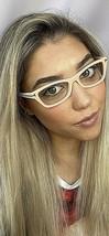 New Tom Ford TF 526555 White Pink 53mm Rx Women's Eyeglasses Frame  - $199.99