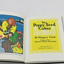 The Poppy Seed Cakes by Margery Clark Hardcover No Dust Jacket Childrens... - $19.95