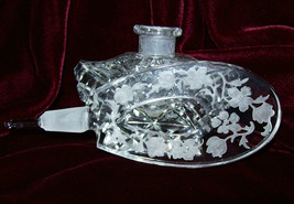 Vintage Czech Perfume Bottle-Dauber Intact-Signed-Guaranteed Authentic-G... - $249.99
