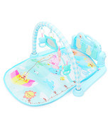 3 In 1 Baby Infant Gym Play Mat Fitness Music Piano Pedal Educational To... - $31.49