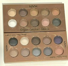 NYX Dream Catcher Palette 10 color Eyeshadow Palette Golden Horizon/Stor... - $7.81+